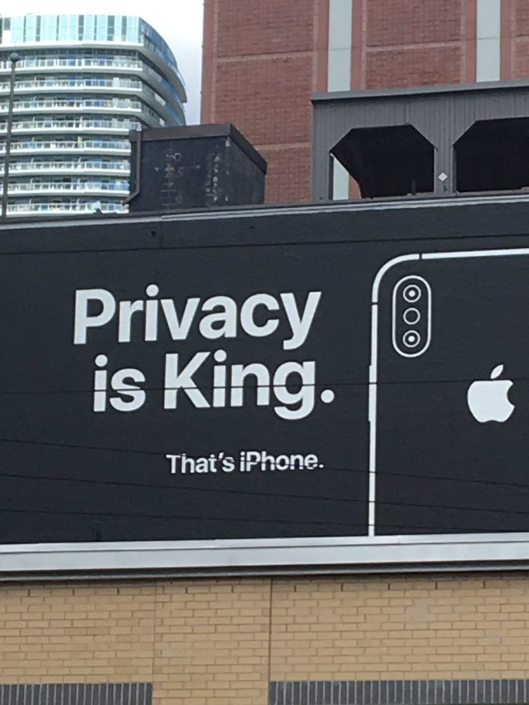 privacy and apple