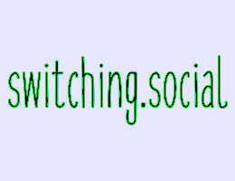 Switching logo